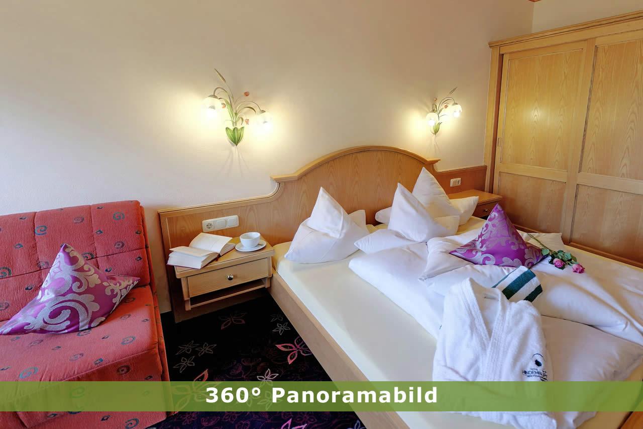 Doppelzimmer Lindenblick