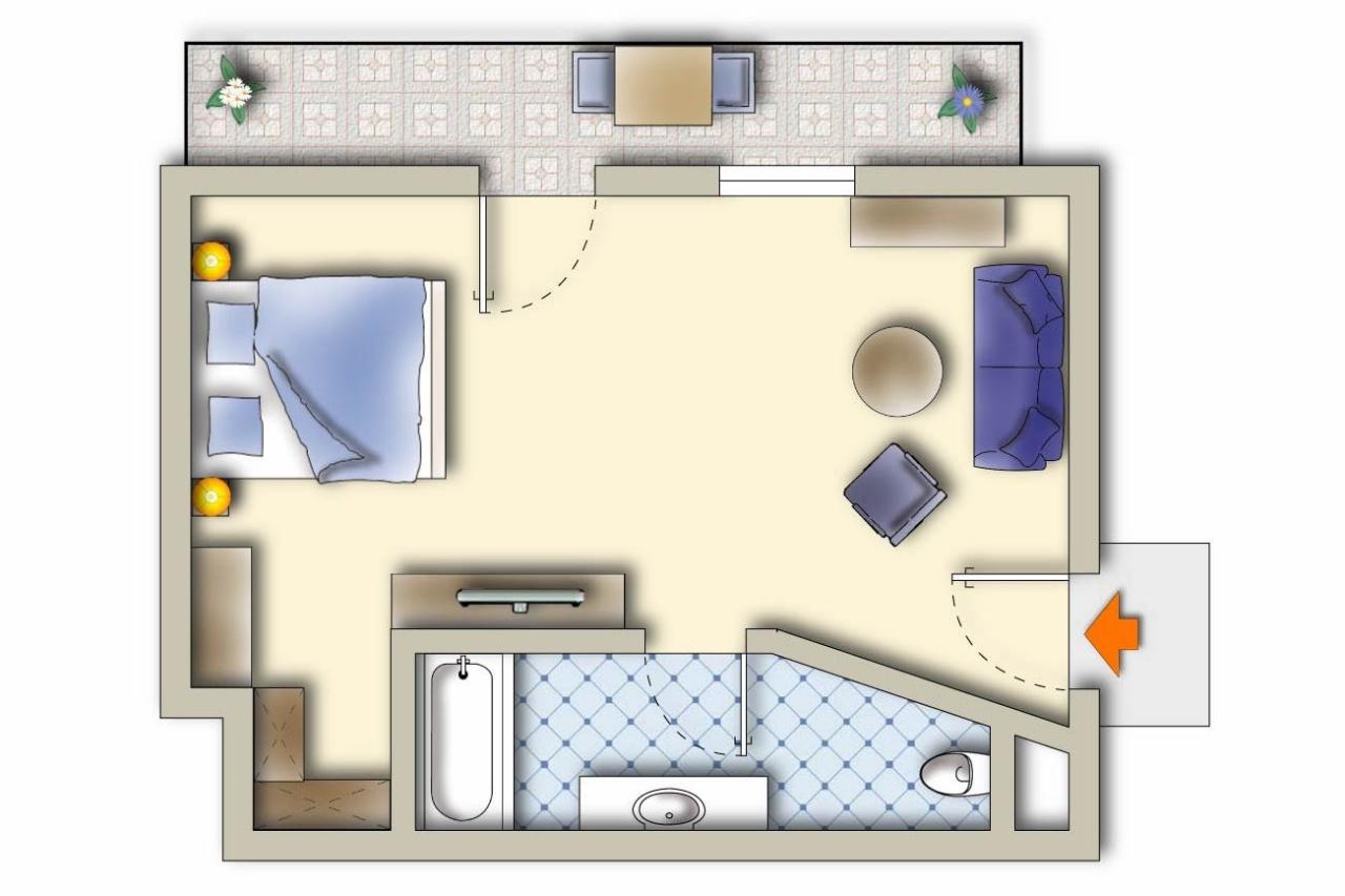 Doppelzimmer Watzmannblick