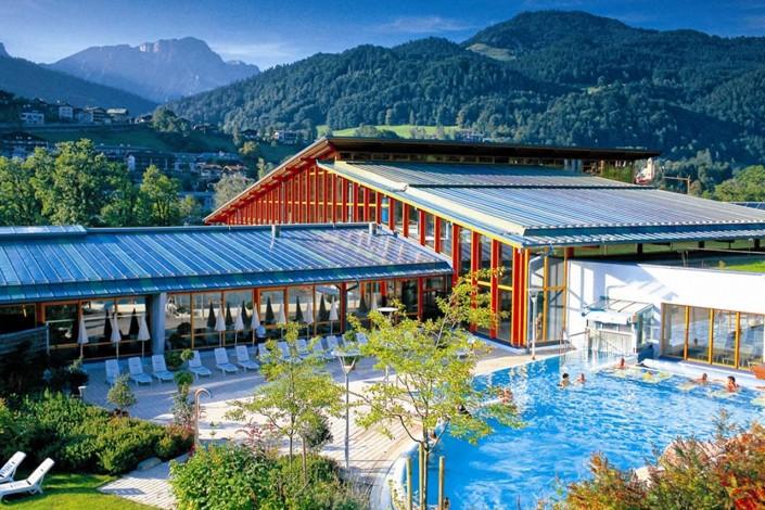 Watzmanntherme in Berchtesgaden