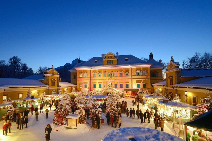Salzburger Advent in Hellbrunn