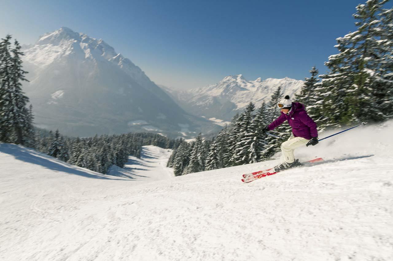 Ski Erlebnis am Hochschwarzeck