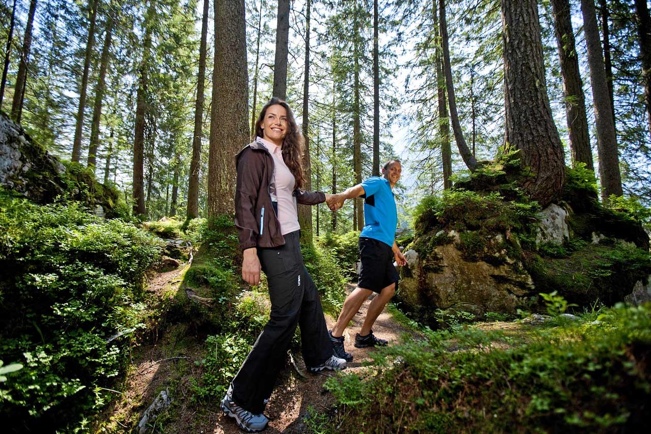 Lebensfreude im Zauberwald - in Ramsau bei Berchtesgaden