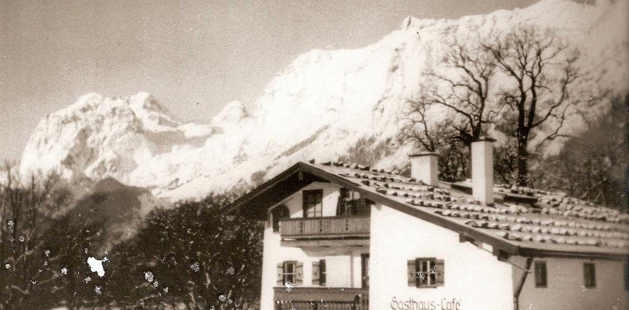 Alternativ: Hotel Gasthof Hindenburglinde im Berchtesgadener Land
