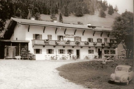Hotel Gasthof Hindenburglinde im Berchtesgadener Land