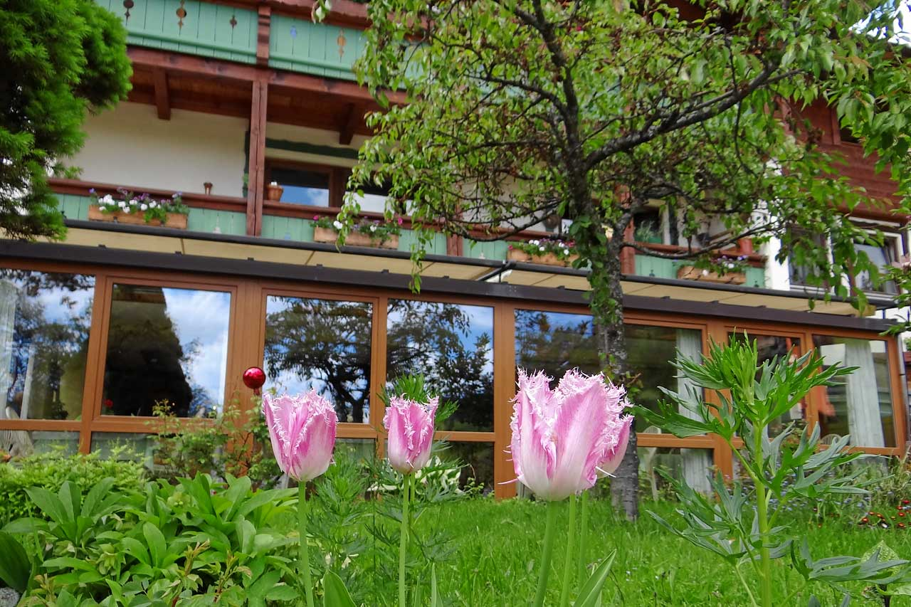 Hotel Hindenburglinde im Berchtesgadener Land