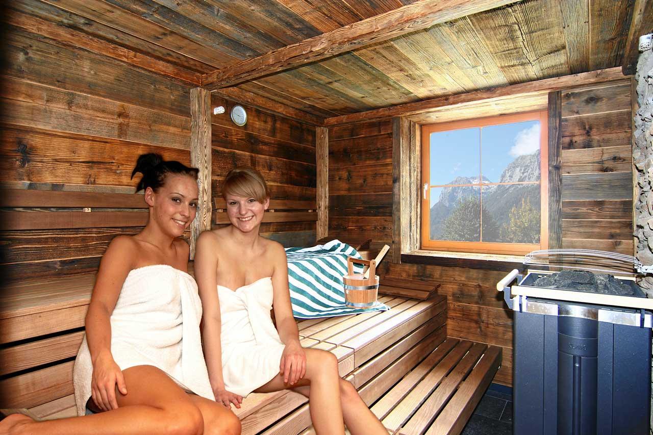 Hotel Hindenburglinde Berg Spa - Almsauna