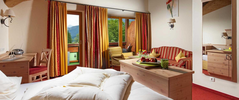 Komfort - Deluxe Suite Alpenrose