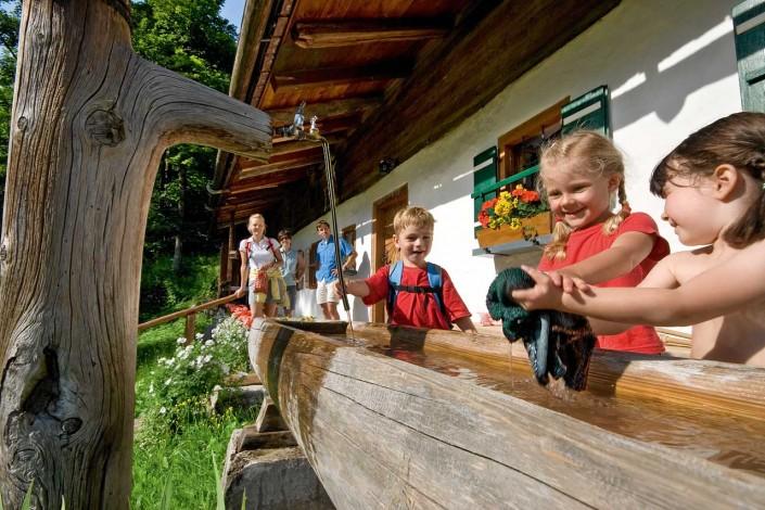 Almsommer im Berchtesgadener Land
