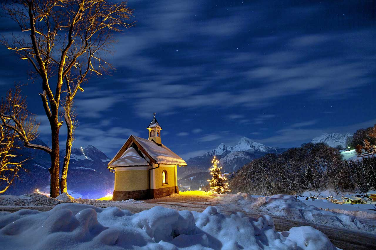 Berchtesgaden im Advent
